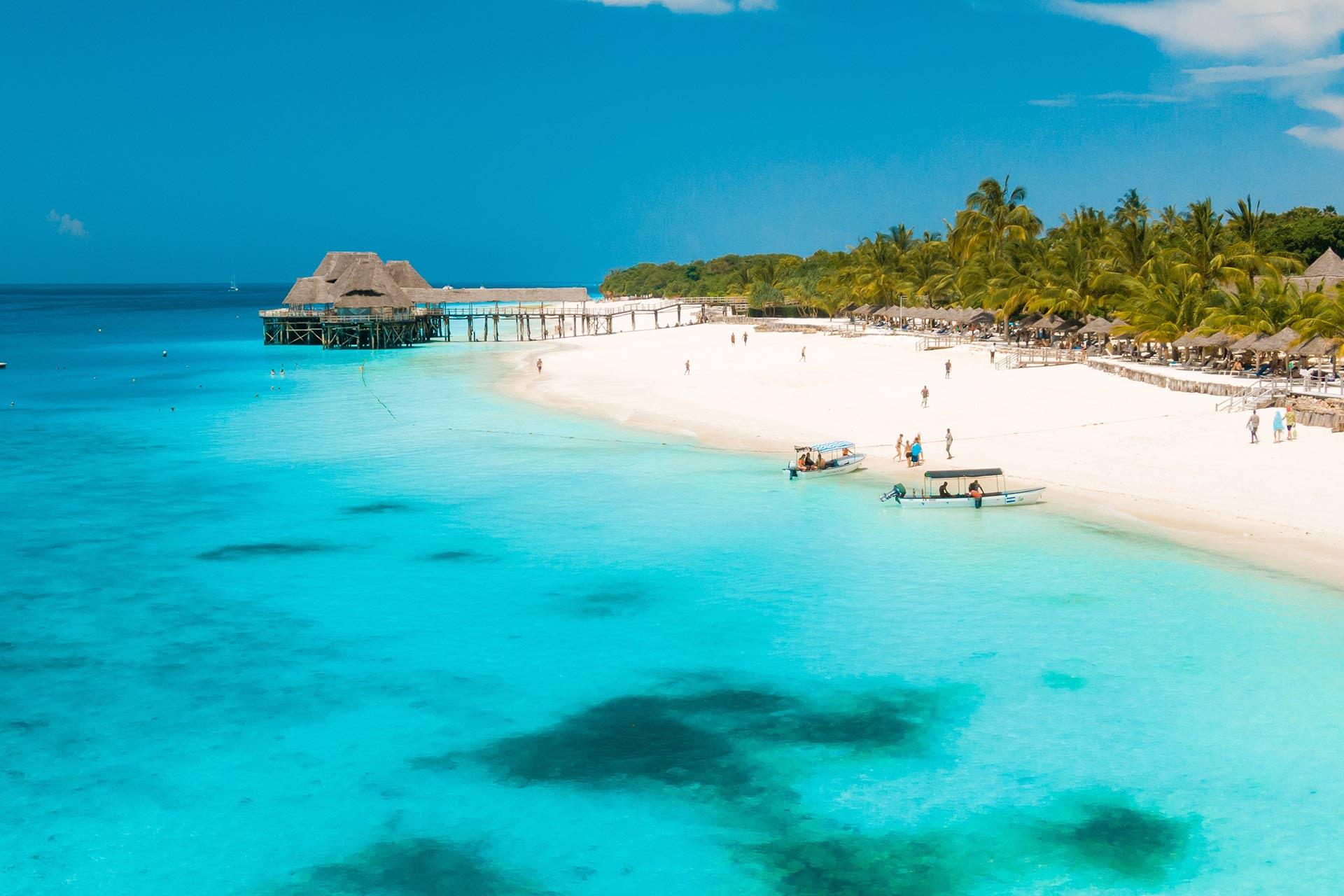 Slider Zanzibar