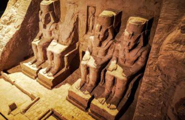 Abu Simbel Templo de Ra
