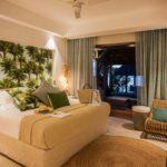 Habitación de Paradis Beachcomber, Mauricio