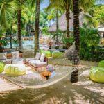 Instalaciones de Canonnier Beachcomber, Mauricio