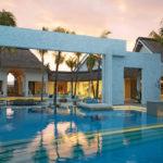 Piscinas en Ambre Sun Resort, Mauricio