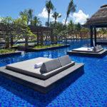 Piscina de Long Beach Sun Resort, Mauricio