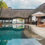 Piscina de Royal Palm Beachcomber, Mauricio