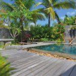 Piscina de Trou Aux Biches Beachcomber, Mauricio