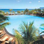 Piscina de Victoria Beachcomber, Mauricio