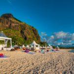 Playa de Dinarobin Beachcomber, Mauricio