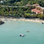 Playa de Mauricia Beachcomber, Mauricio