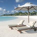 Playa de The Residence by Cenizaro en Mauricio