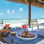 Restaurante La Plague en Ambre Sun Resort, Mauricio