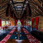 Restaurante de Long Beach Sun Resort, Mauricio