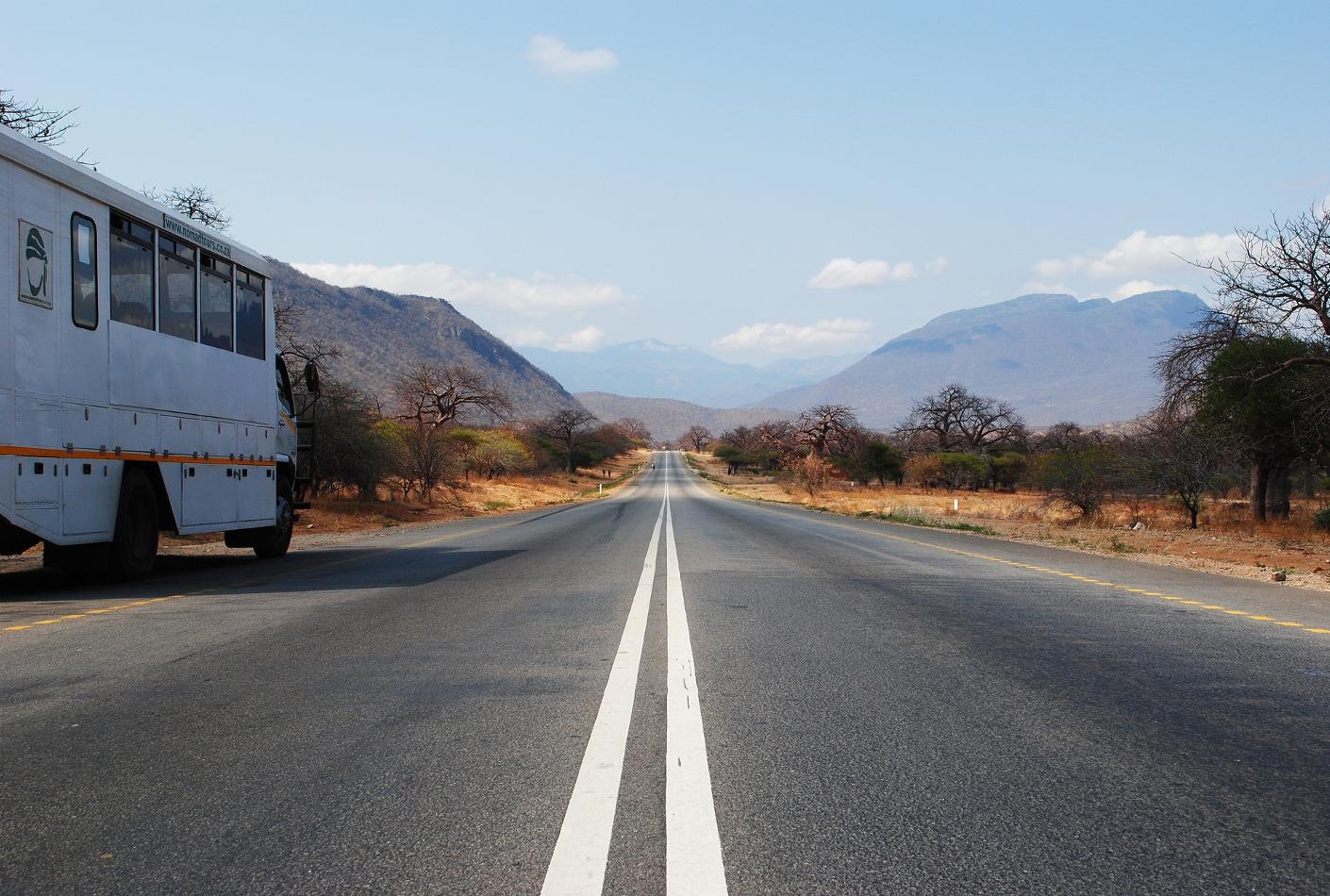 Carretera de Tanzania, África
