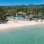 Vista aérea de Ambre Sun Resort, Mauricio