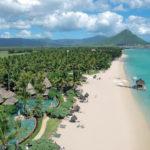 Vista Aérea de La Pirogue Sun Resort, Mauricio