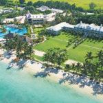 Vista Aérea de Sugar Beach Sun Resort, Mauricio