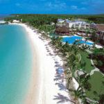 Vista aérea de The Residence by Cenizaro en Mauricio
