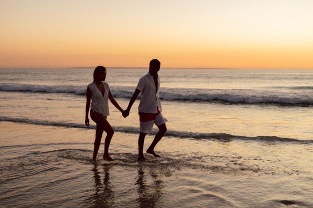 luna de miel playa