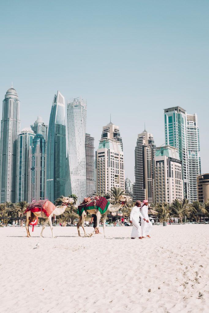 Visita Dubai entre octubre y abril