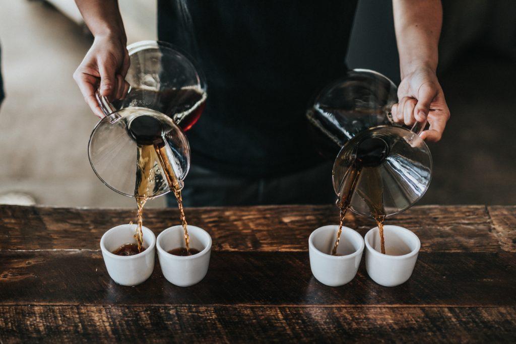 El café probablemente te pueda poner nervioso