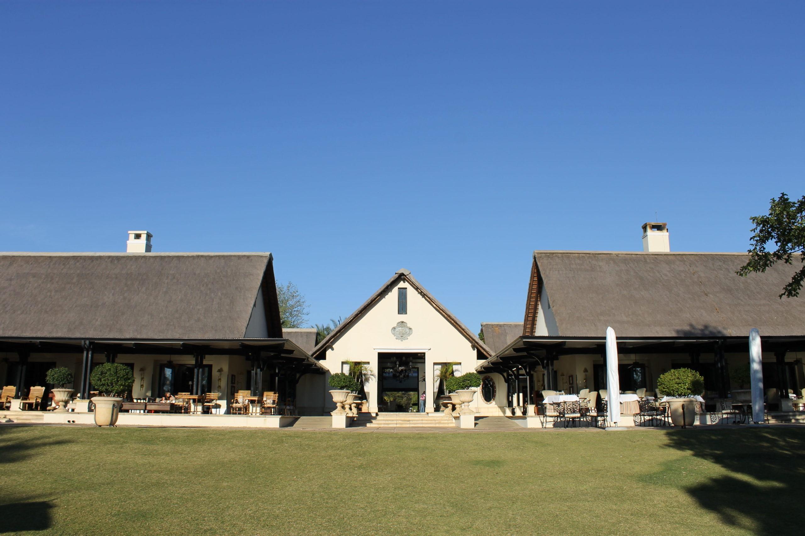 Royal Livingstone Hotel en Zambia