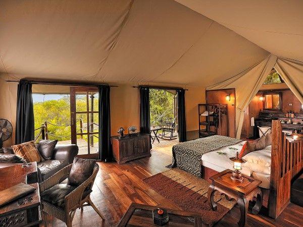 Campamento Serengueti