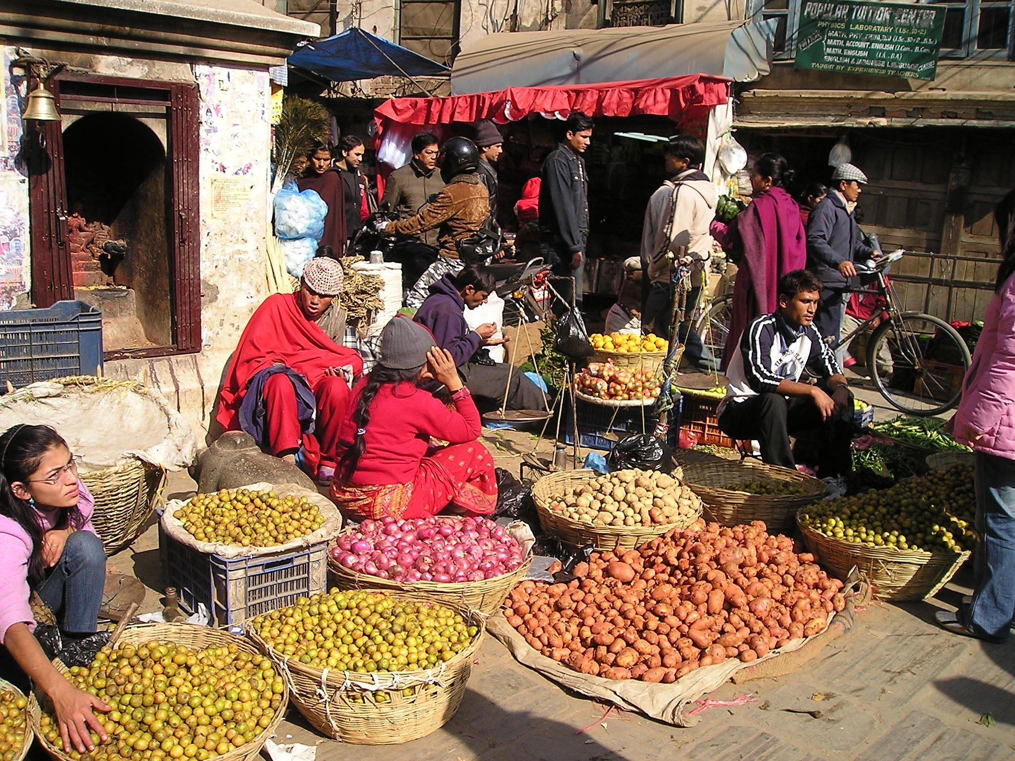 Mercados Masai