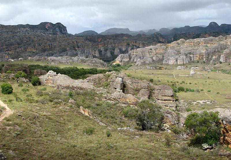 Isalo: el Gran Cañón malgache
