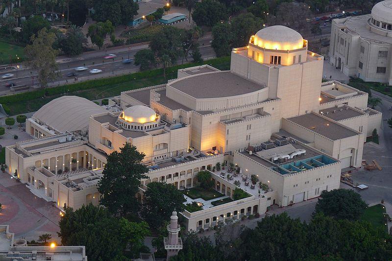 Ópera del Cairo