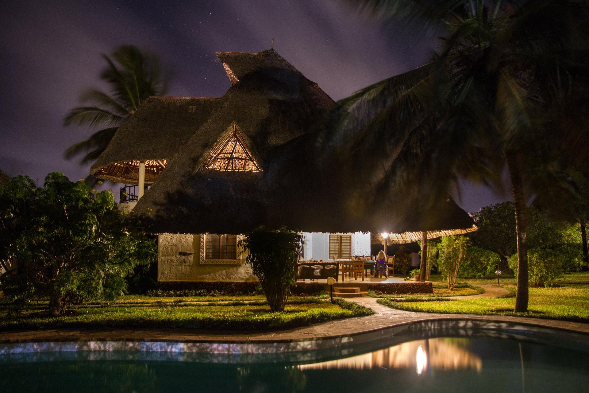 Hotel refugio Kenia