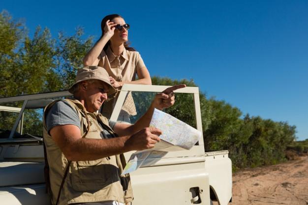 Safari, vacaciones de aventura
