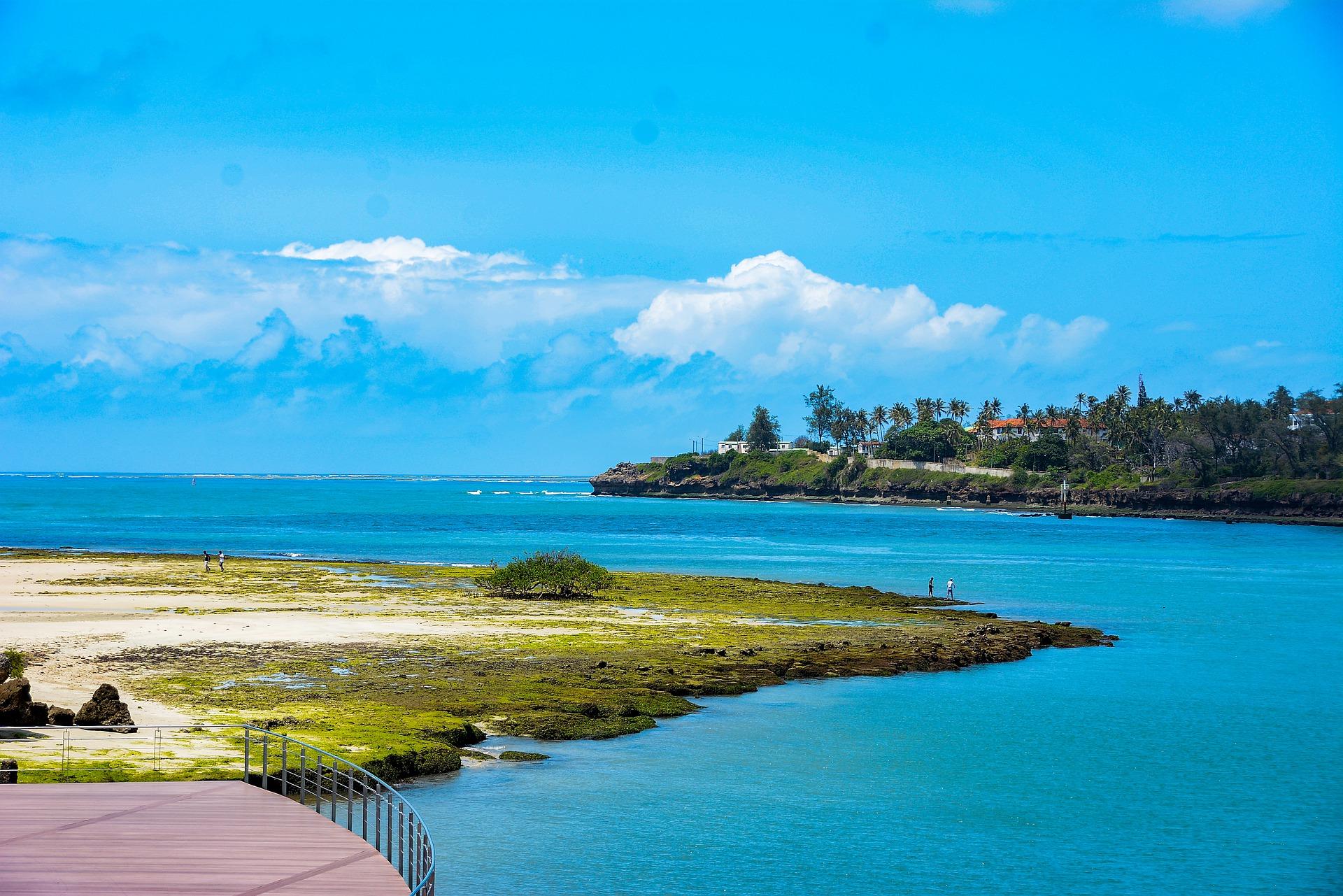 Mombasa Playa Nyali