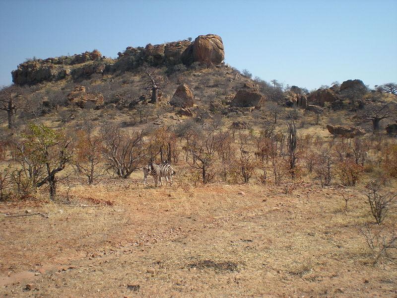 Parque Nacional Mapungubwe