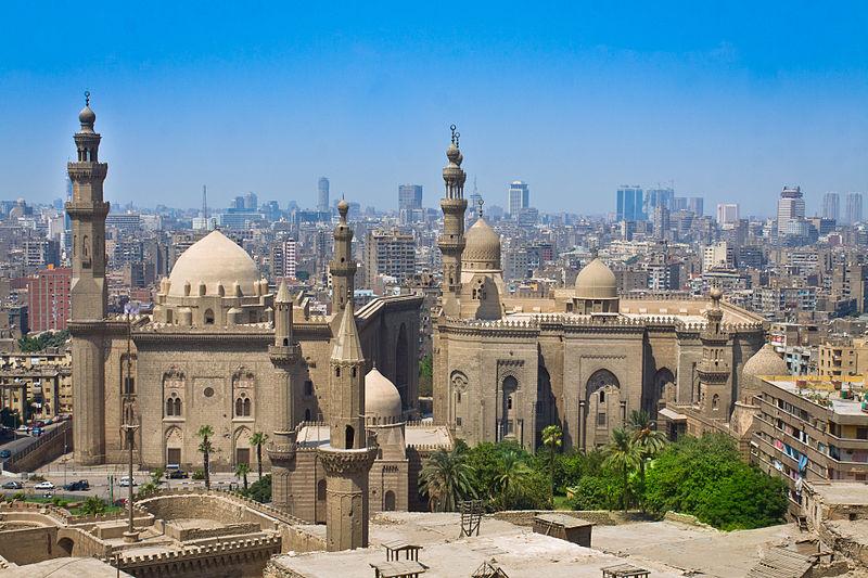 La mezquita-madraza del Sultán Barquq