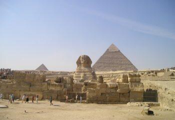 Inspirador recorrido virtual por Egipto