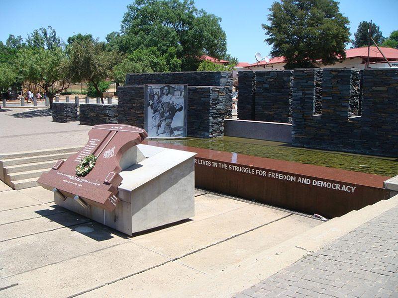 Monumento y Museo Héctor Pieterson, Soweto